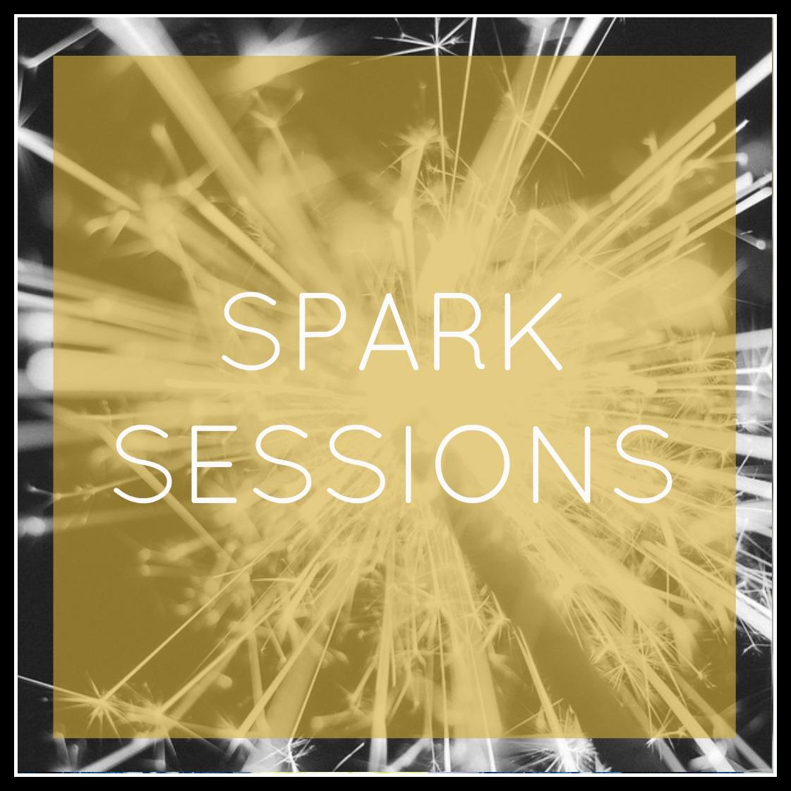 Spark Sessions | Evolve Marketing|Design