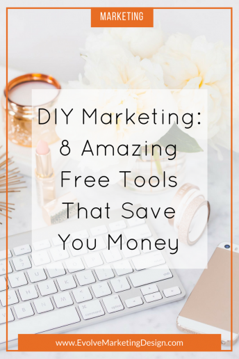 DIY Marketing: 8 Amazing Free Tools That Save You Money