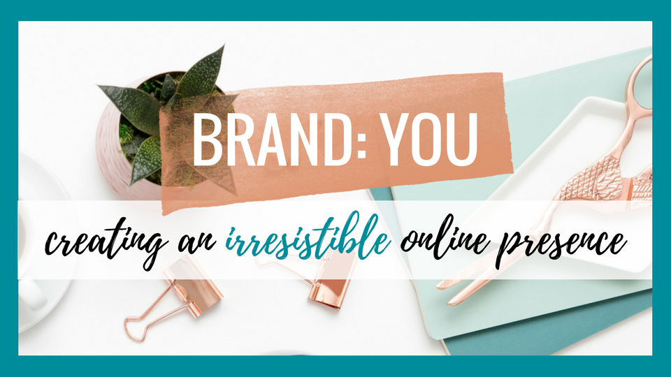 Discover your unique brand and create an irresistible online presence.