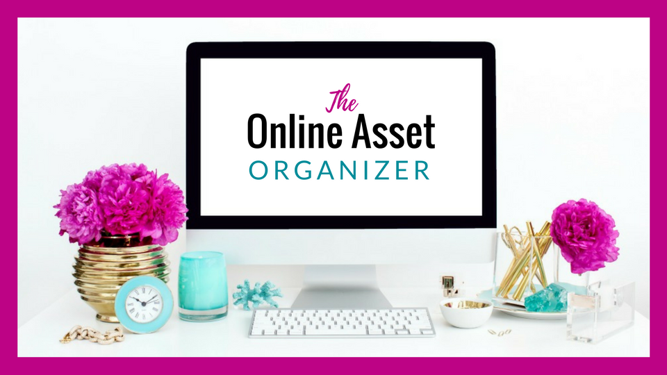 Entrepreneurs: get your online assets in order and save yourself a lot of time and money.