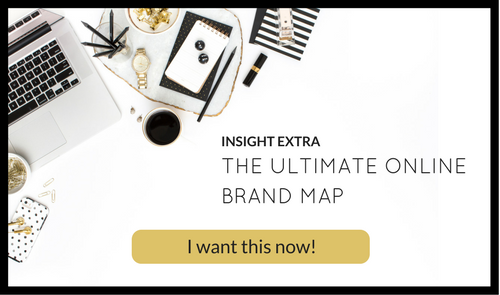 Evolve Ultimate Online Brand Map