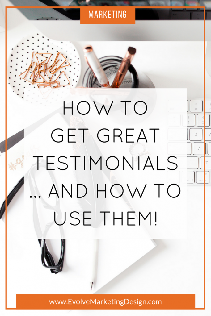A great testimonial is marketing gold. Learn how to ask clients for testimonials and how to use them to instantly build your social proof and that all-important know, like and trust factor.