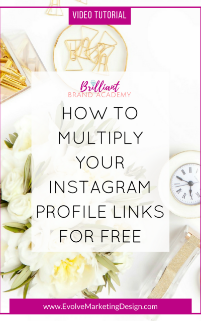 How to Multiply Your Instagram Profile Links for Free