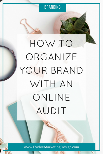 How to Organize Your Brand with an Online Audit