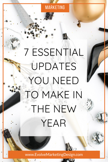 7 Essential Updates You Need to Make in the New Year