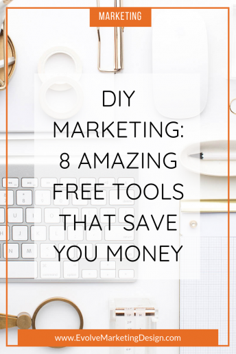 DIY Marketing: 8 Amazing Free Tools That Save You Money