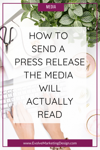 How to Send a Press Release the Media Will Actually Read