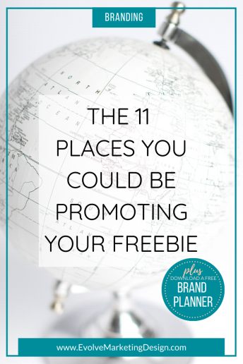 The 11 Places You Could Be Promoting Your Freebie